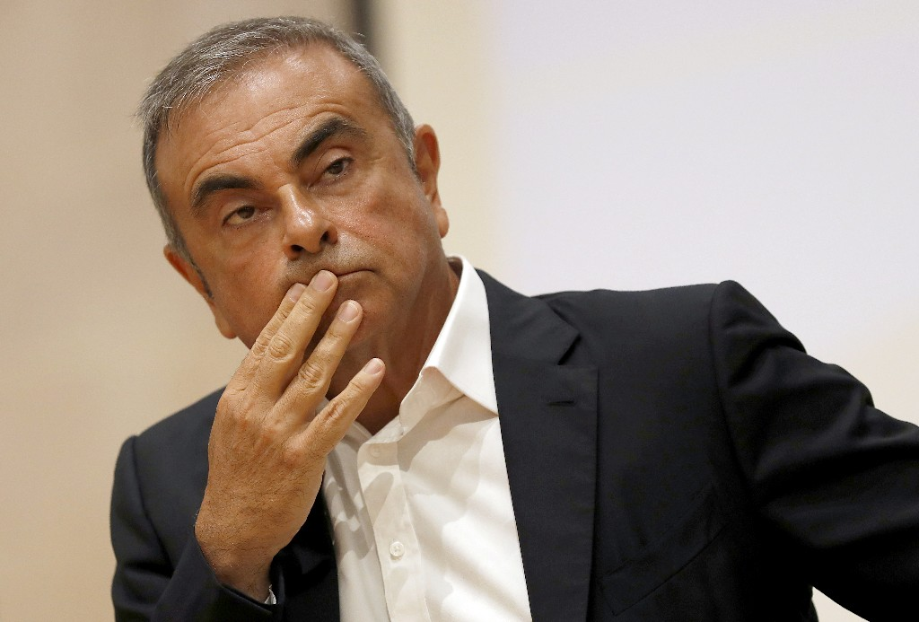Rights experts: Japan's handling of Carlos Ghosn was wrong