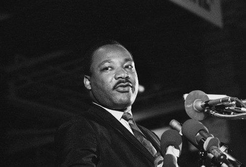 The 50th Anniversary of Martin Luther King Jr.'s Assassination: Pictures