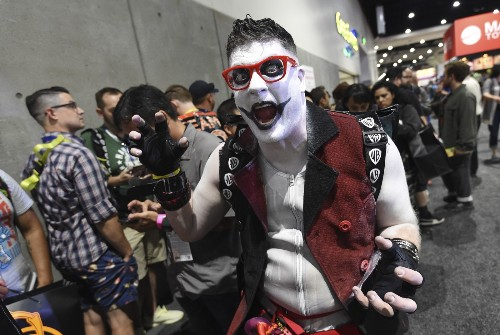 Comic-Con San Diego in Pictures