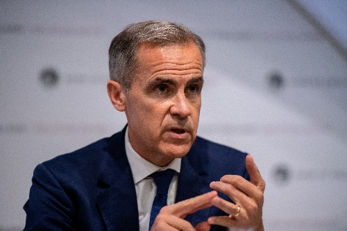 UK economy headed for stagnation in third quarter: BoE's Carney