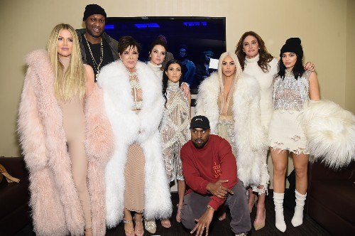 Kanye, Kardashians Headline NY Fashion Week: Pictures