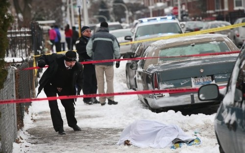 The Year in Murder: 2013 Marks a Historic Low for Many Cities