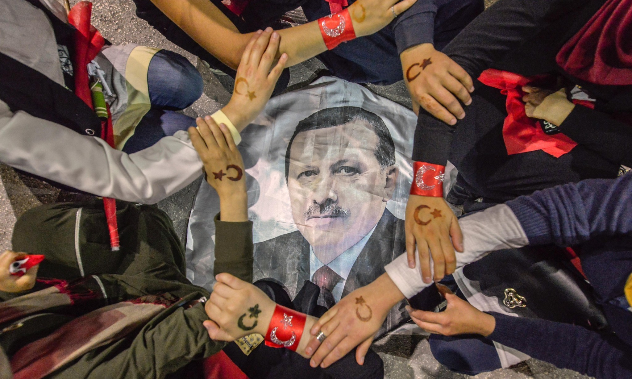 Welcome to demokrasi: how Erdogan got more popular than ever