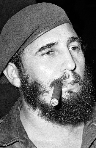 Fidel Castro: A Life in Pictures