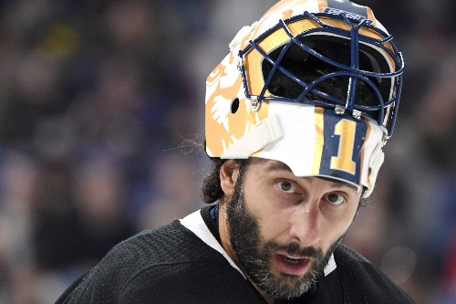 Panthers to retire G Luongo's number