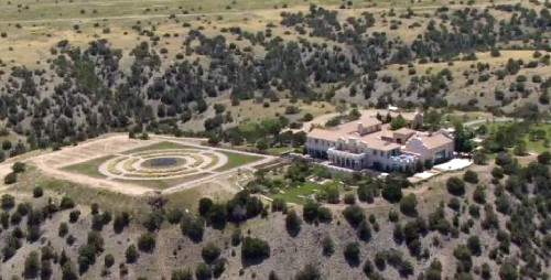 Jeffrey Epstein's New Mexico ranch linked to investigation