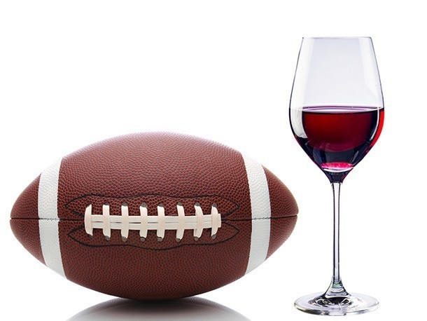 How to Pair Wine With Super Bowl Snacks