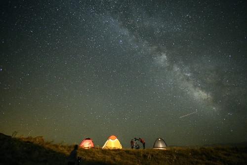 Perseid Meteor Shower in Pictures
