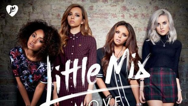 Little mix awesome band listen to them sing!