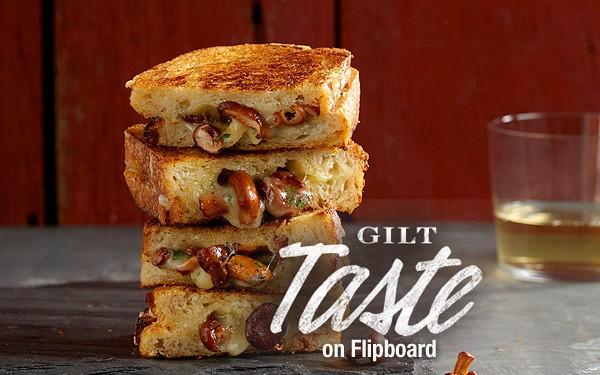 Gilt Taste Brings Its Flavor to Flipboard