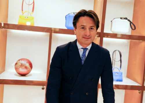 Hermes CEO steps down from L'Oreal board over competing make-up line
