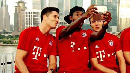Bayern Munich - Magazine cover
