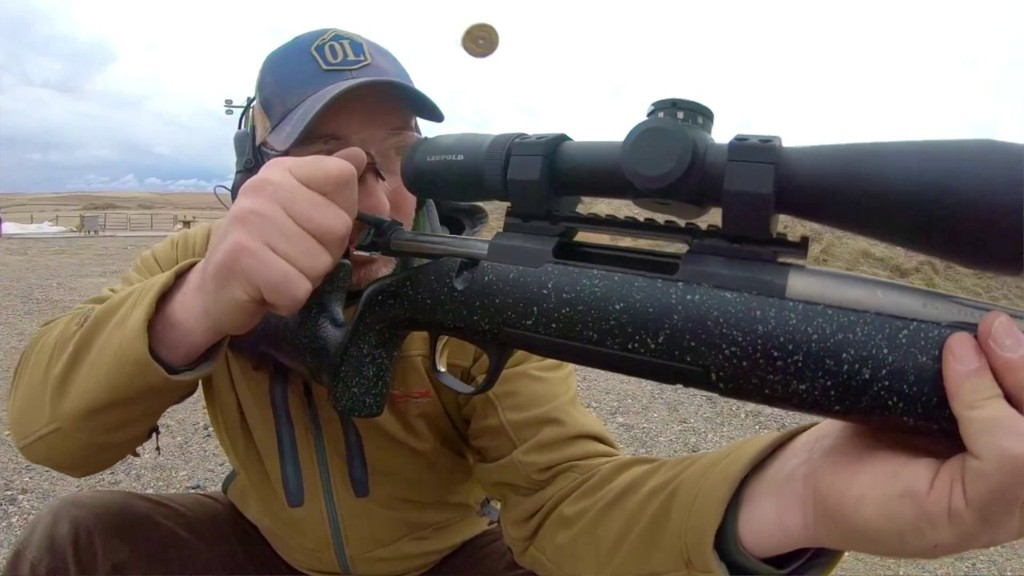 ON THE GUN: Browning X-Bolt Max Long Range