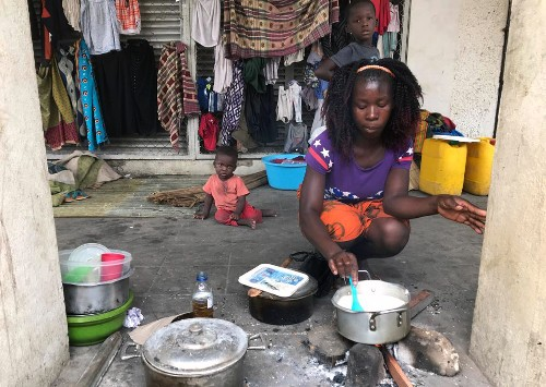 'It will get worse': Perilous times for kids hit by cyclone