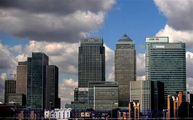 City of London to bear the brunt of EU sanctions on Russia