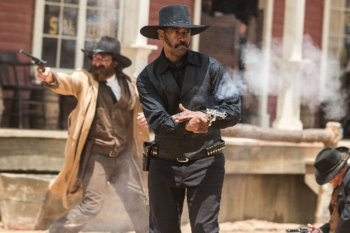 The Magnificent Seven review: behold, the progressive Western