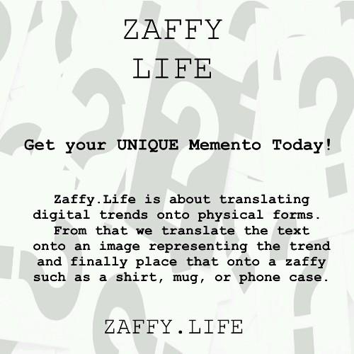 ZAFFY.Life - Magazine cover