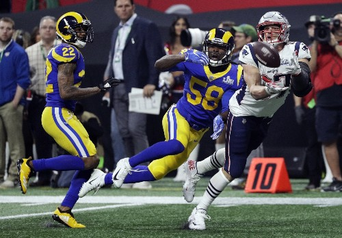 Patriots Smother Rams to Win Super Bowl LIII: Pictures