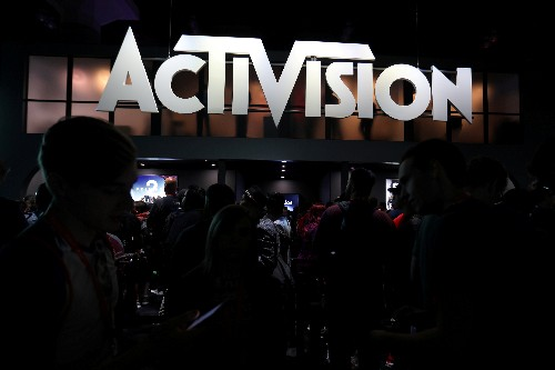 Activision third-quarter forecast disappoints; shares fall