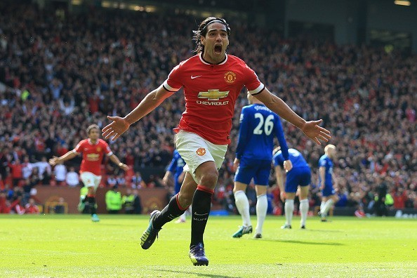 """Radamel Falcao """"needs to play"""" after Manchester United win at QPR"""
