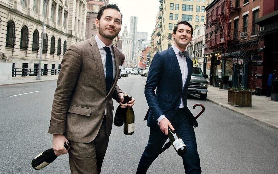 F&W's 2017 Sommeliers of the Year