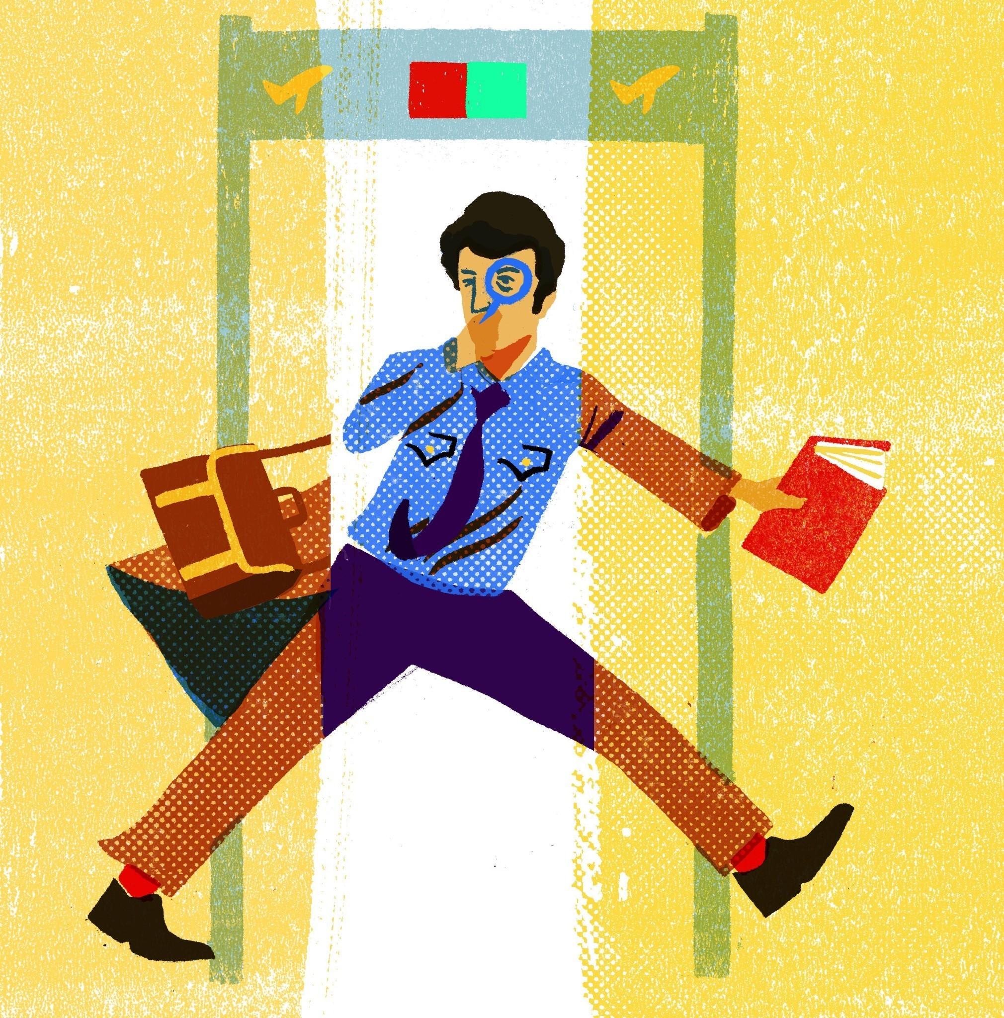 My (short) life as an airport security guard