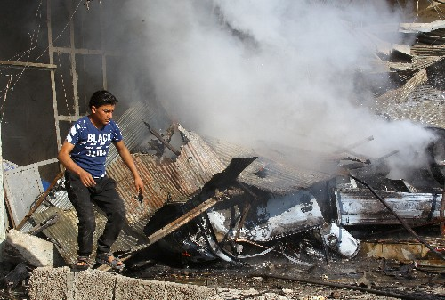 Eight killed in bombing in Turkish-controlled northeast Syria