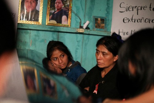After 2,000 miles they crossed the U.S. border; then tragedy struck