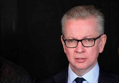 UK PM hopeful Gove pledges to talk to Germany, Ireland to win better Brexit