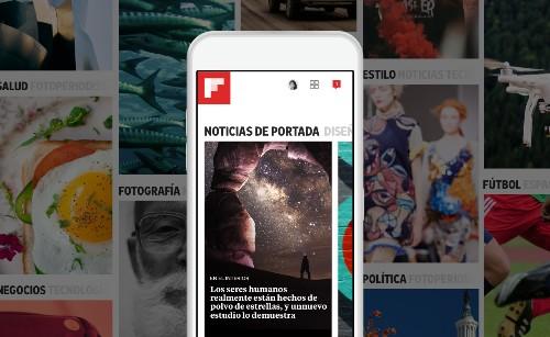 Nueva edición de Flipboard organizada en función de lo que te interesa
