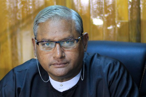 Special Report: In a Muslim lawyer's murder, Myanmar's shattered dream