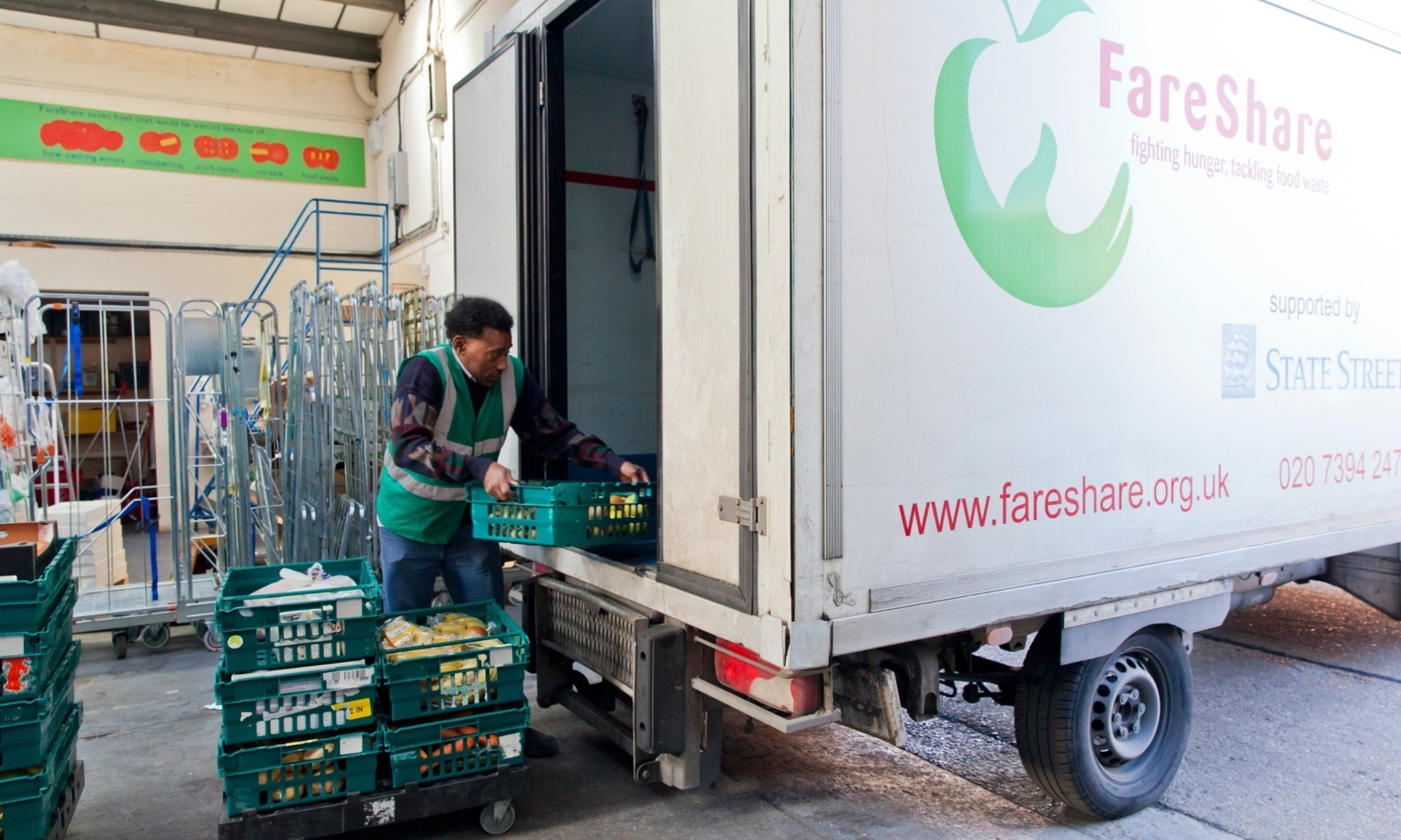 The scandal of the 89m tonnes of food binned while millions go hungry