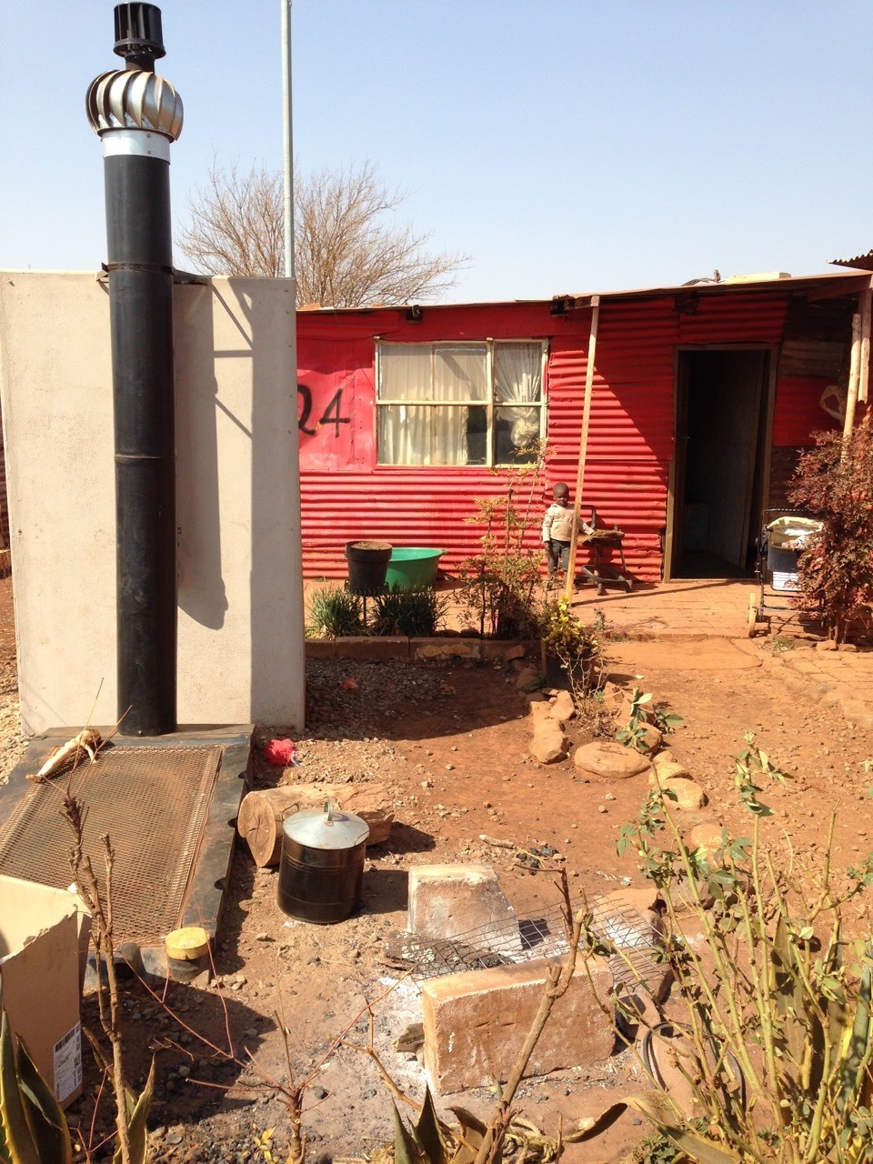 Environmentally friendly waterless toilets making the difference in South Africa