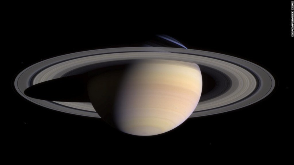 Cassini, NASA's 13-year Saturn mission, has ended