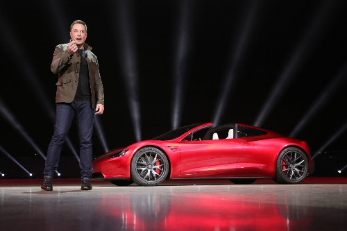 Everything we learned from the Tesla Semi and Roadster event