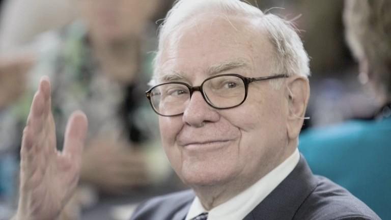 Warren Buffett is buying stocks this week