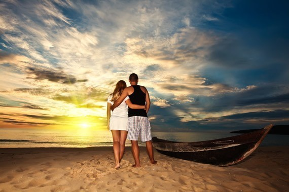 7 Best Places in Every Continent for a Romantic Vacation | HuffPost Life