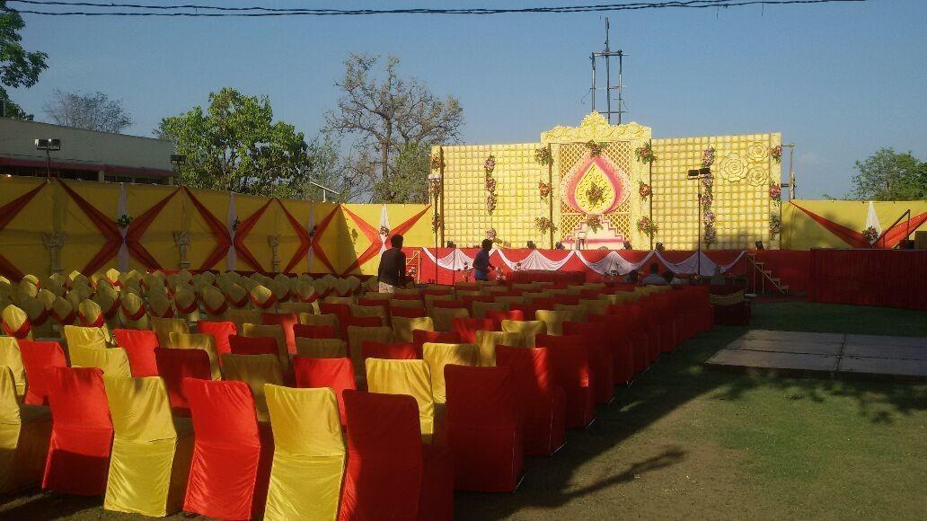 wedding stage #rawatbhata