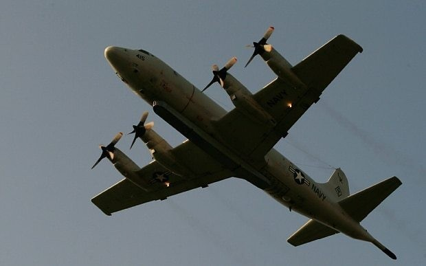 US jets extend their mission to defend favoured rebels against Assad in Syria