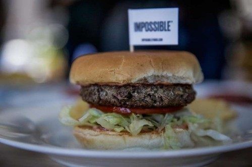 The Impossible Burger Sells Out in Its First San Francisco Weekend - Inside Scoop SF