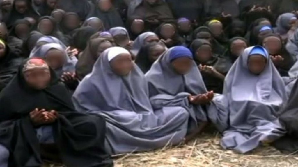 Boko Haram demands release of fighters in return for Chibok girls in new video