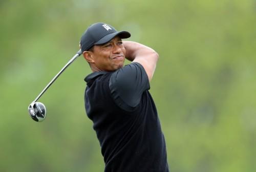 Woods enters next week's Memorial