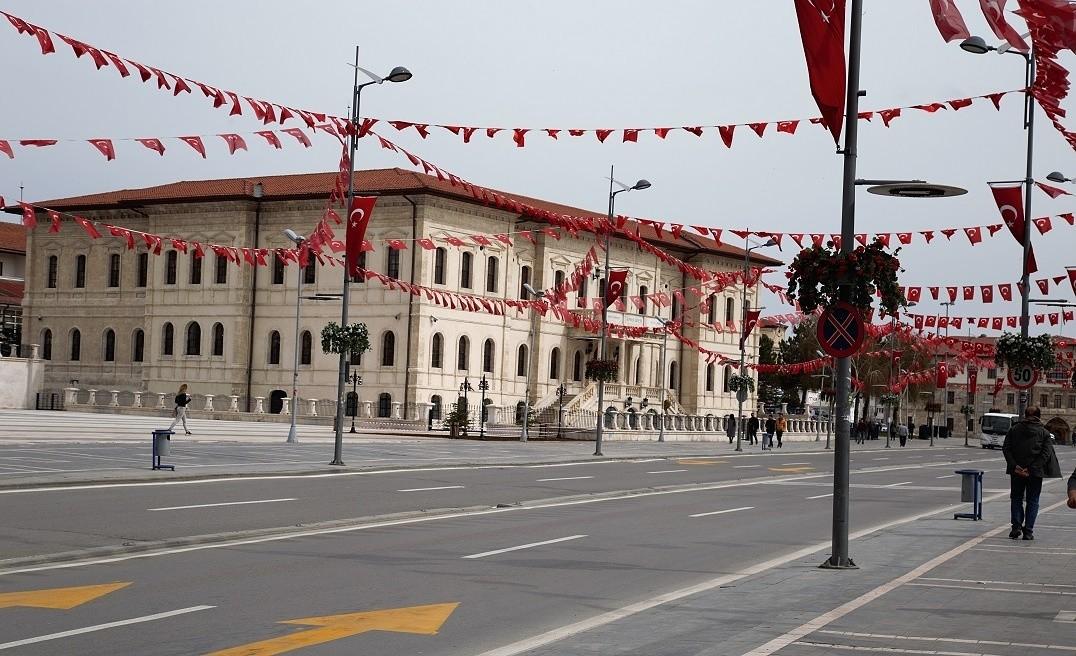 """#4eylül Sivas Kongresi """"Burada bir milletin kuruluşunu hazırlayan kararlar verildi."""" M.Kemal Atatürk"""