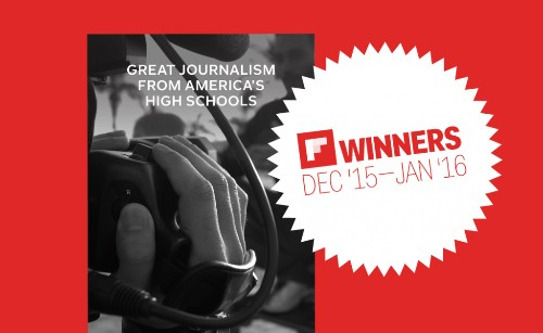 Great Journalism from America's High Schools: Fantastic New Stories Now in the Magazine