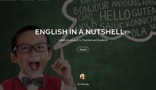 Revistas para professores e alunos de inglês