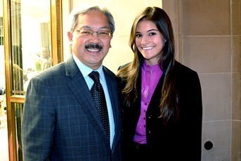 SF Mayor Ed Lee never forgot his Berkeley roots