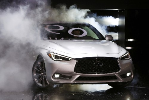 Detroit Wheels: Pictures from the Auto Show