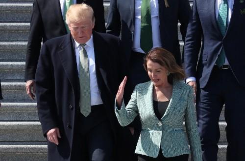 U.S. House Democrats seek resolution condemning Trump tweets