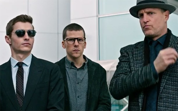Jesse Eisenberg threatens to destroy Daniel Radcliffe in new Now You See Me 2 trailer