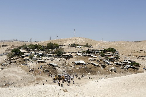 Israel's top court says West Bank village can be demolished